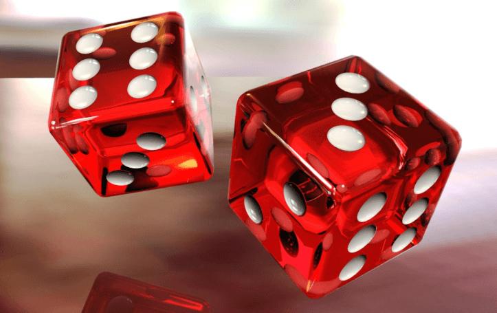 Slumpen är viktig för casinon